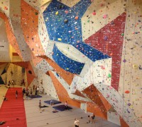 Atlanta's Stone Summit Rock Climbing